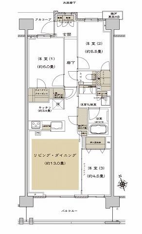 プラウド桜新町