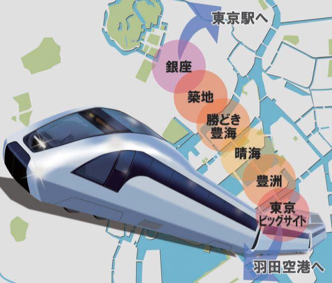 臨海地下鉄